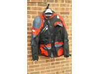 CLOVER motorcycle jacket