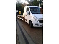 Vauxhall Movano Recovery Truck 2012