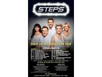 Steps & Vengaboys Glasgow Hydro