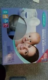 Breastfeeding items breast pump