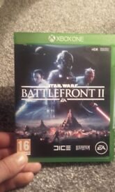 Battle front 2 xbox one