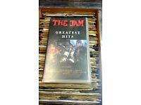 VHS Video, The Jam - Greatest Hits, a collection of videos by The Jam.
