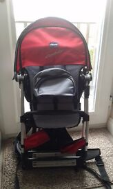 Chico caddy baby carrier, had little use, excellent condition