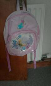 TINKERBELL BACK PACK.