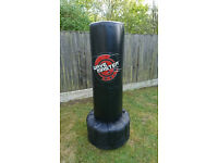 Century XXL Wavemaster, Stand Alone Punch Bag, used but in Exc Cond
