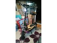 Electric off road scooter 48v 1600w