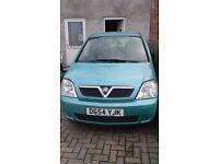 Vauxhall Meriva - good condition