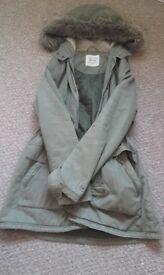 ladiea new look coat