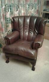 "Whartons pine ""Blake chair"""