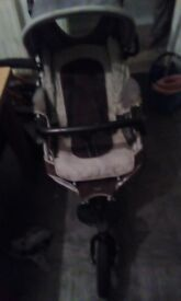 Jane 3 wheel buggy