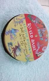 Roald Dahl 10 puffin classics