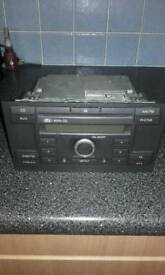 Ford focus , mondeo , transit , fiesta radio , cd player