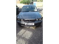 Grey jaguar x-type 2.0d 2004 MOT Exp 31st Aug 17 ! Not to be missed!aVIEWING AT SE16 5XW