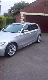 BMW 123D Automatic