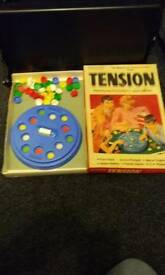 Tension featuring spin o matic
