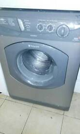 Aquarius 7kg 1400 spin washing machine which comes with 1 month GUARANTEE