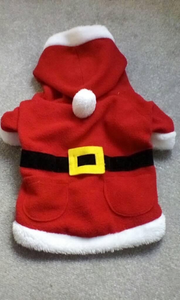Santa coat....sold.....