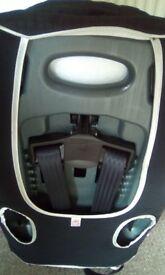 Britax Trio car seat