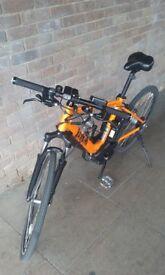 YAMAHA pas brace. Electric Bike. 30mph.