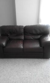 sofa chocolate colour