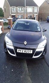 Black Renault Megane for Sale