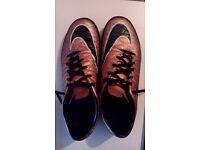 Nike Hypervenom football shoes, size 44 / 10