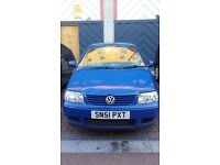 VOLKSWAGEN POLO/QUICK SALE/GOOD WORKING CONDITION /NO MECHANICAL PROBLEMS
