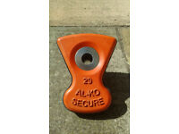 ALKO Security Wheel Lock
