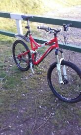 Specialized fsr xc expert 2009 XL