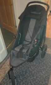 Phil and teds double buggy.