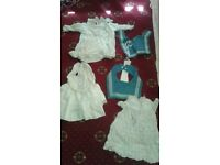 ANTIQUE VICTORIAN CHILDREN'S CLOTHING- 14 ITEMS - ONLY £100