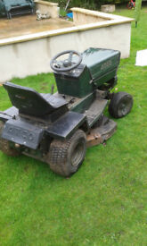 Acto 1236 sit on lawn-mower 12HP engine