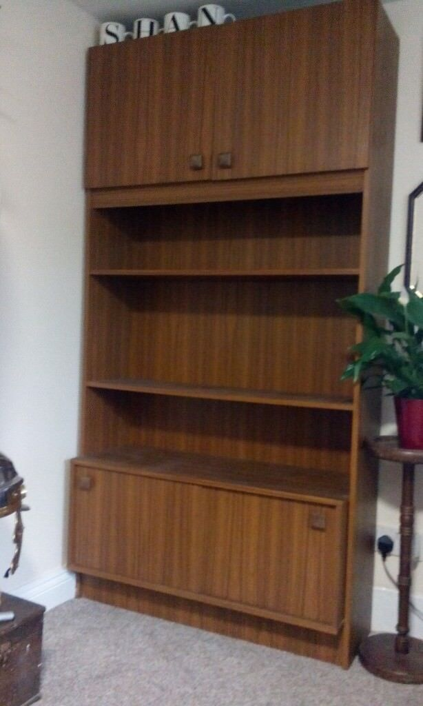Vintage wall units x2 | in Folkestone, Kent | Gumtree