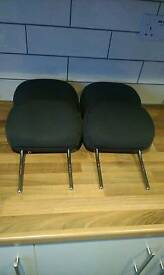 4 head rest came out a vauxhall astra 1.7 2003