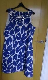 Ladies roman originals dress