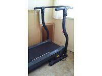Body Sculpture motorized treadmill