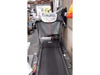 Vitalifit motorized treadmill.