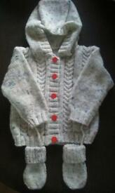 Knit wear for babies