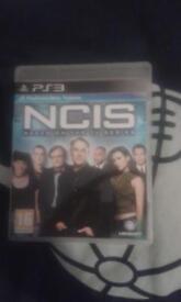 NCIS ps3 game