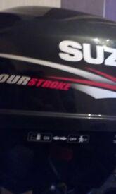suzuki 2.5 four stroke