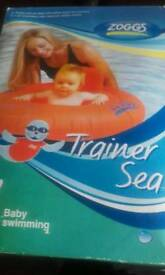 Child's Trainer Swiming Seat (New )