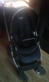 Oyster max pram/buggy