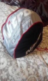 Blue Bikers Helmet xs