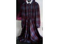 vintage dress size 16