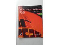 The Essential String Method: Violin Book 1