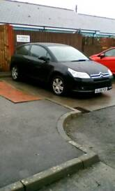 Citroen c4 vtr £30 year to tax diesel