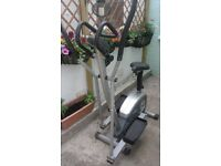 Cross Trainer Excercise Equipment Weight Up to 24 stone