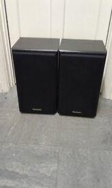 Technics sb-cs5 speakers