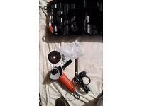 Angle Grinder, Black and Decker KG 915