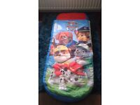 Paw patrol blow up bed for sale